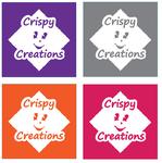 Crispy Creations logo - Entry #78
