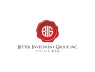 Better Investment Group, Inc. Logo - Entry #68