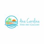 Ana Carolina Fine Art Gallery Logo - Entry #70