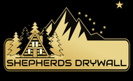 Shepherd Drywall Logo - Entry #214