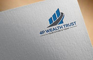 4P Wealth Trust Logo - Entry #205