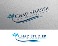 Chad Studier Insurance Logo - Entry #233
