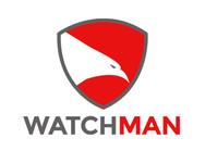 Watchman Surveillance Logo - Entry #115