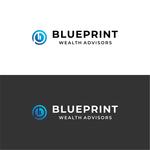 Blueprint Wealth Advisors Logo - Entry #247