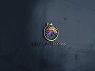 Reimagine Roofing Logo - Entry #219