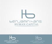 Benjamin Hans Human Capital Logo - Entry #83