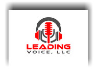 Leading Voice, LLC. Logo - Entry #13