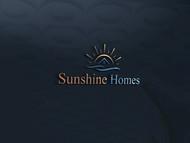 Sunshine Homes Logo - Entry #601