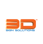 3D Sign Solutions Logo - Entry #56
