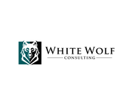 White Wolf Consulting (optional LLC) Logo - Entry #49