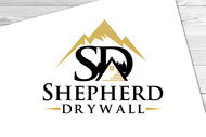 Shepherd Drywall Logo - Entry #257