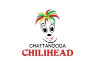 Chattanooga Chilihead Logo - Entry #100