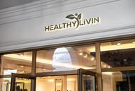 Healthy Livin Logo - Entry #246