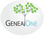 GeneaOne Logo - Entry #75