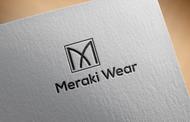 Meraki Wear Logo - Entry #366