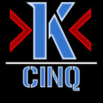 K-CINQ  Logo - Entry #246