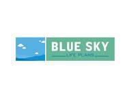 Blue Sky Life Plans Logo - Entry #352