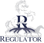 Regulator Thouroughbreds and Performance Horses  Logo - Entry #41