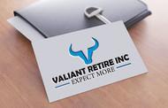 Valiant Retire Inc. Logo - Entry #31