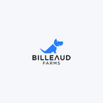 Billeaud Farms Logo - Entry #117