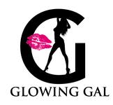 Glowing Gal Logo - Entry #53