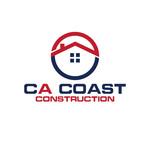 CA Coast Construction Logo - Entry #196