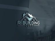 RI Building Corp Logo - Entry #399
