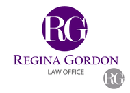 Regina Gordon Law Office  Logo - Entry #111