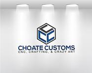 Choate Customs Logo - Entry #2