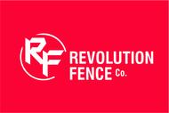 Revolution Fence Co. Logo - Entry #200