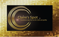 Claire's Spot Logo - Entry #26