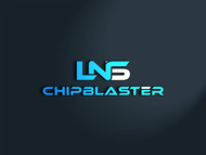 LNS CHIPBLASTER Logo - Entry #14