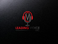Leading Voice, LLC. Logo - Entry #9