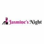 Jasmine's Night Logo - Entry #104