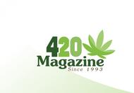 420 Magazine Logo Contest - Entry #56