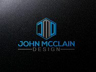 John McClain Design Logo - Entry #51