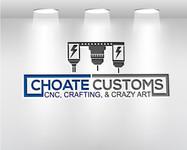 Choate Customs Logo - Entry #178