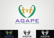 Agape Logo - Entry #28