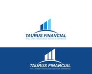 "Taurus Financial (or just ""Taurus"") Logo - Entry #181"