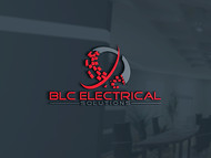 BLC Electrical Solutions Logo - Entry #399