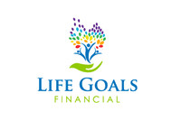 Life Goals Financial Logo - Entry #12