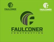 Faulconer or Faulconer Construction Logo - Entry #342