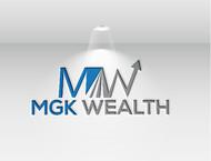 MGK Wealth Logo - Entry #399