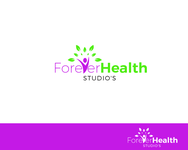 Forever Health Studio's Logo - Entry #6