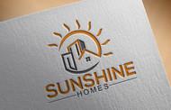 Sunshine Homes Logo - Entry #349
