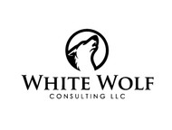 White Wolf Consulting (optional LLC) Logo - Entry #305