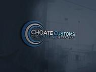 Choate Customs Logo - Entry #106