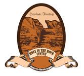 Escalante Heritage/ Hole in the Rock Center Logo - Entry #101