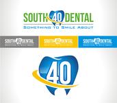 South 40 Dental Logo - Entry #116