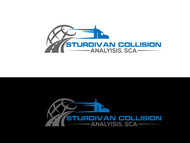 Sturdivan Collision Analyisis.  SCA Logo - Entry #187